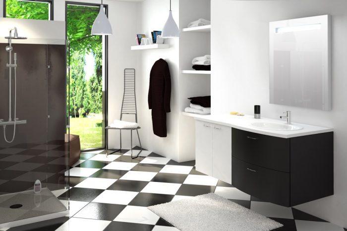 Cuisines, salles de bains, dressings - Uniglobe - route du meuble près de Rennes