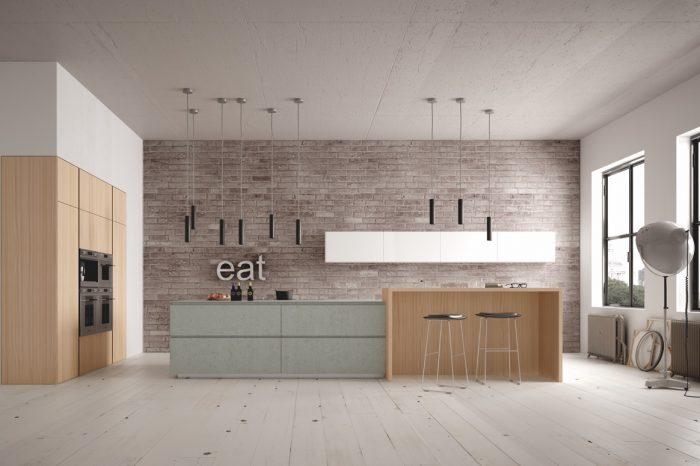Cuisine salle de bain dressing Uniglobe route du meuble à Rennes